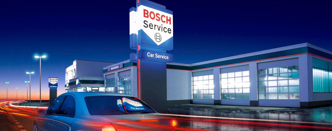 Bosch Car Service revisa gratis la seguridad de tu vehículo