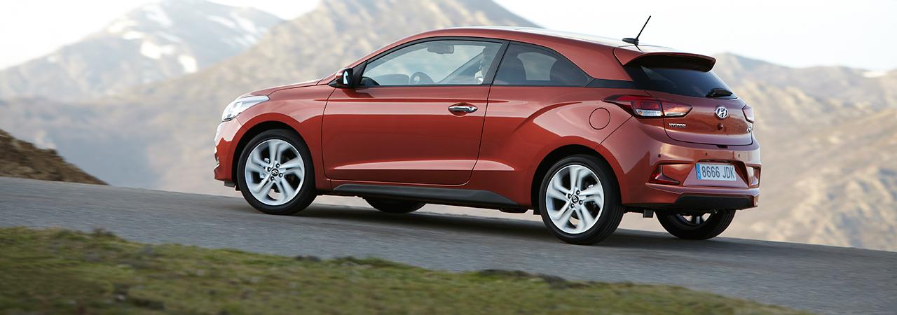Hyundai i20 Coupé: Presentación (con vídeo)