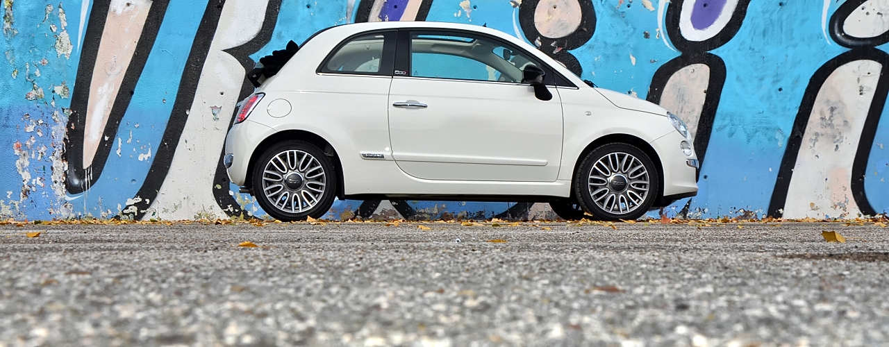 Prueba Fiat 500C 1.3 Multijet: Motor, equipamiento y precio (parte I)