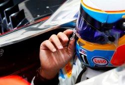 """Alonso disputó la Q2: """"Hacía falta algo así para el equipo"""""""