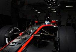 Alonso se queda sin rodar en la FP3 por problemas mecánicos
