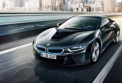 Así es como Continental equipa al BMW i8