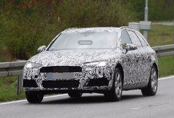 Audi A4 Avant 2016, primeras fotos espía del familiar