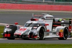 Audi gana unas 6 horas de Silverstone de infarto