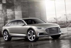 Audi Prologue Allroad, más elegancia y diseño en Shanghai