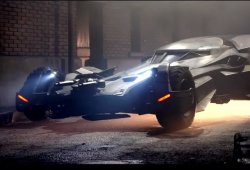 """El Batmóvil de """"Batman vs Superman"""" se presenta en vídeo"""