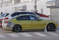 BMW M3 2016, primeras fotos del facelift