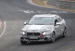 BMW Serie 1 Sedan 2016, el cuatro puertas de tracción delantera vuelve a Nürburgring