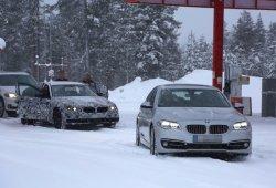 BMW Serie 5 2016 (G30), así será su diseño en comparación con el actual Serie 5 F10
