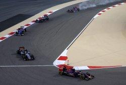 Carlos Sainz admite que ''no era realista'' pensar en los puntos