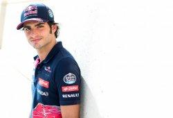 Carlos Sainz: ''Estar por delante de Alonso es mágico''