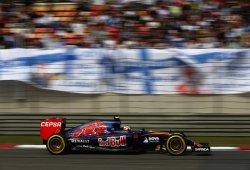 Carlos Sainz: ''Intentando alcanzar a los Force India, cometí un error''