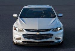 Chevrolet Malibu 2016, una completa renovación en diseño, tecnología y motores