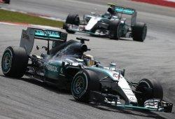 China, una carrera más que especial para Mercedes