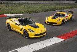 Corvette Z06 C7.R Edition 2016: del circuito a la calle