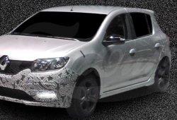 Renault Sandero RS, el Dacia más potente se muestra en nuevas fotos y vídeos