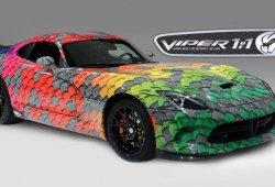 Dodge Viper GTC 1 of 1, crea tu deportivo único en el mundo