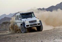 Mercedes deja de fabricar el G63 AMG 6x6, adiós a la bestia
