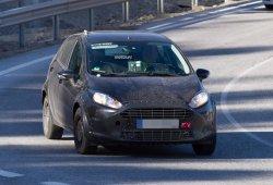 ¿Ford Fiesta RS o mula de su próxima generación?