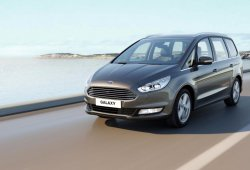 Ford Galaxy 2015, la evolución del monovolumen de siete plazas
