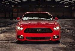 Ford Mustang 2015, estos son sus consumos homologados para Europa