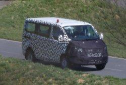 El Ford Tourneo/Transit 2016 empieza sus pruebas