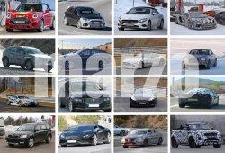 Qashqai híbrido, Focus RS, AMG GT Black Series, BMW M2: Fotos espía marzo 2015