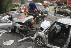 El Gobierno aumenta las indemnizaciones en caso de accidente de tráfico