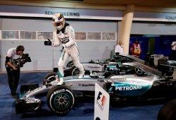 Lewis Hamilton, más líder que nunca