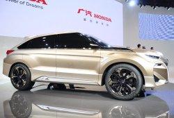 Honda Concept D, adelantando un futuro SUV sólo para China
