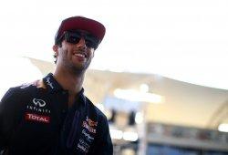 Horner, impresionado con cómo afronta Ricciardo los problemas