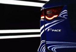 El Jaguar F-Pace nos espera en Frankfurt