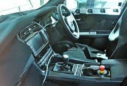 El Jaguar F-Pace muestra su interior por primera vez