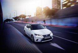 """Lexus CT 200h 2015, nueva edición especial """"Fuji"""" por 29.900 euros"""