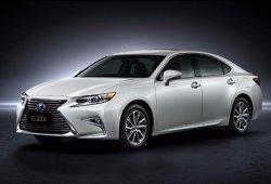 Lexus ES 2016, estrenando renovación con China y EE.UU. en el punto de mira