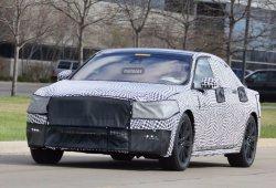 Descubrimos al Lincoln Continental 2016 dando sus primeros pasos
