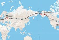 Rusia propone unir Londres y Nueva York mediante una autopista