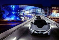 El BMW i8 triunfa en EEUU