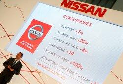 Los propósitos de Nissan España para el año nuevo: crecer y satisfacer