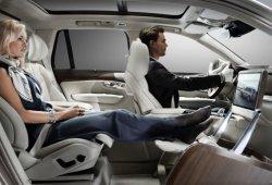 Volvo Lounge Console, lujo y confort sobre ruedas