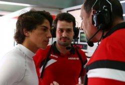 Manor quiere que Merhi continúe toda la temporada