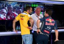 Helmut Marko admite que Red Bull tiene problemas con el chasis