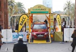 El Mazda3 Skyactiv-D gana el EcoRallyRACC 2015