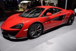 McLaren 540C Coupé, mismo concepto pero más civilizado