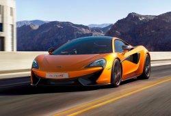 McLaren 540C ¿Un nuevo modelo Sports Series en Shanghai?
