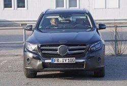Mercedes GLC, en sus últimas fotos espía: presentación oficial el 17 de Junio