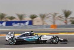 Mercedes vuelve por sus fueros: Rosberg y Hamilton, al frente de la FP2