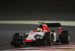 """Merhi, 19º en clasificación: """"No es un resultado tan malo"""""""