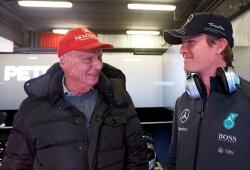 "Niki Lauda: ""Ser egoísta es la única manera de ser campeón"""
