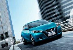 Nissan Lannia, así es el modelo de producción para China